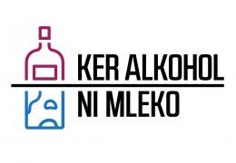 Projekt Ker alkohol ni mleko: Pitje alkohola med mladimi je problem, ki ga ne bi smeli ignorirati